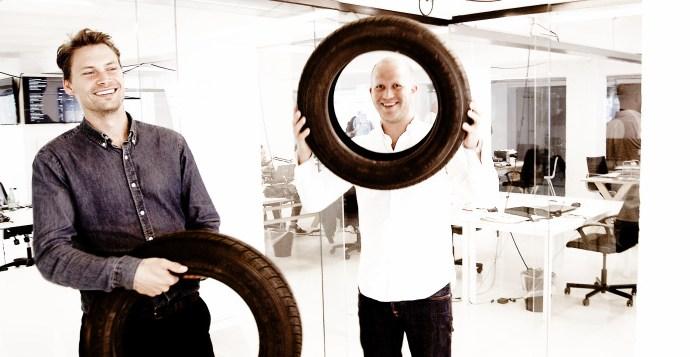 Autobutler fik titlen: Årets bedste danske digitale iværksættervirksomhed