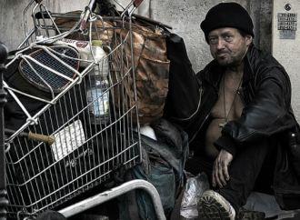 Tradono og GoMore henter og bringer dit aflagte, varme tøj til hjemløse