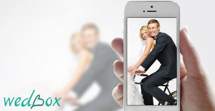 WedBox: Ny dansk app samler bryllupsminder i tusindvis