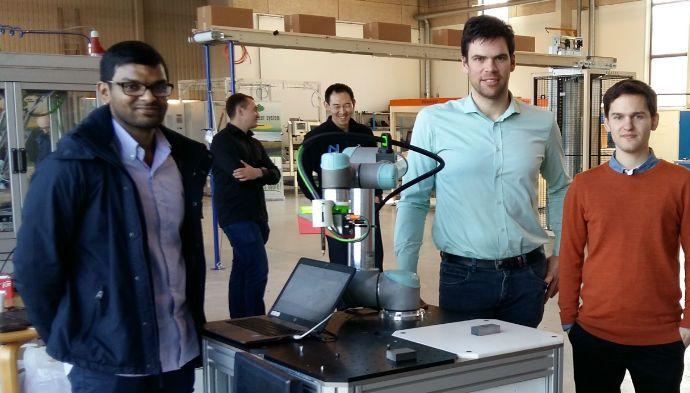 Fynsk Robotvirksomhed får støtte til at forbedre arbejdsvilkår for fabriksarbejdere