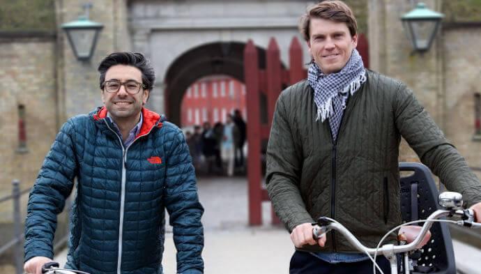 TechBubbles: Fintechstartup vandt den fjerde flaske