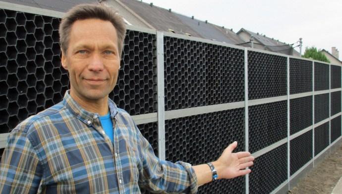 Dansk startup genbruger gamle vindmøller til at mindske trafiklarm