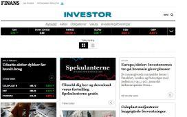 Investor, nichemedier, nichemedie