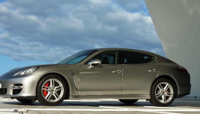 Skal firmabilen være en Porsche?