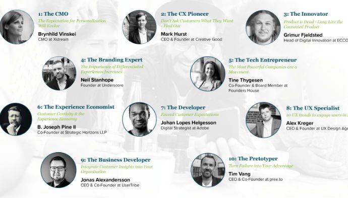 10 entreprenører giver deres bud på næste års trends i ny bog