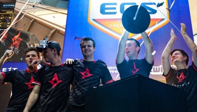 eSport buldrer frem: Astralis' vej til toppen