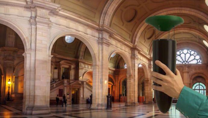 Odeon gør op med klodset måling af akustik med transportabelt device