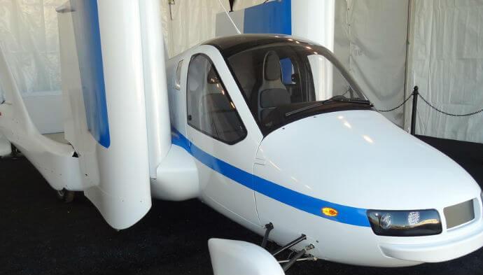 Airbus-chef vil have prototype på flyvende bil klar i år