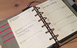 Kalender, papir, millennials, digitalisering