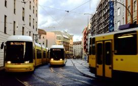 Berlin, Transport, MotionTag, app