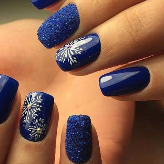 Festive Nails Art Ideas