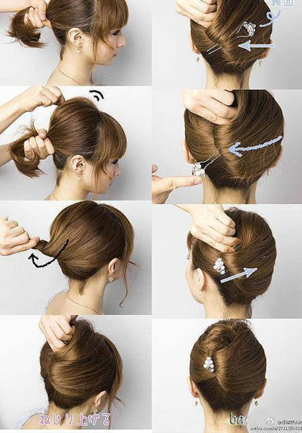 3 Super Easy Hair Tutorials For All Us Lazy Girls