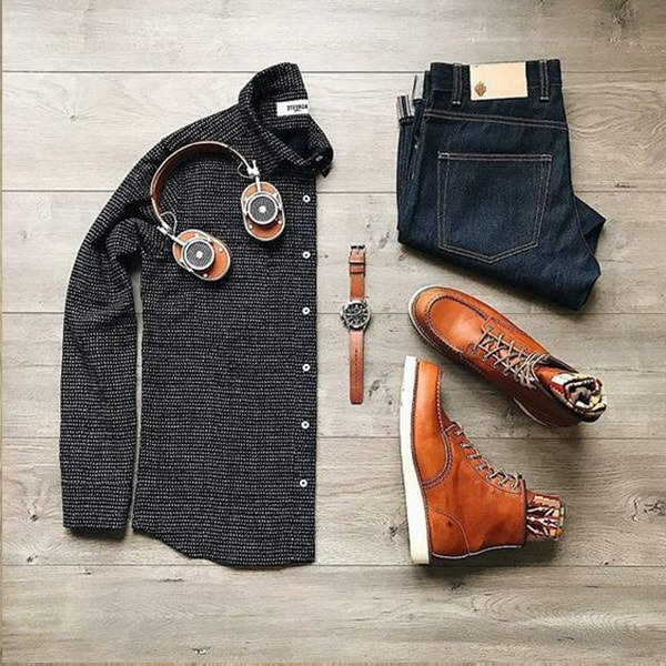 Looks For A Shirt That Suits Your Style 2-12