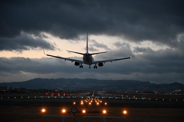 【伊丹空港】ナイフ(のようなもの)を持つ男通過で保安検査場閉鎖
