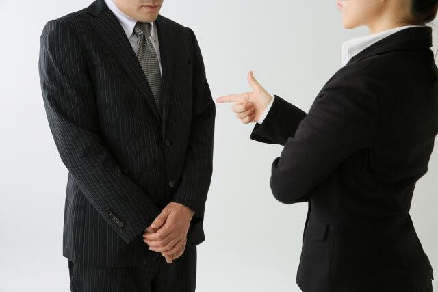 ロジカルハラスメント:ロジハラをやりやすい人の特徴は?