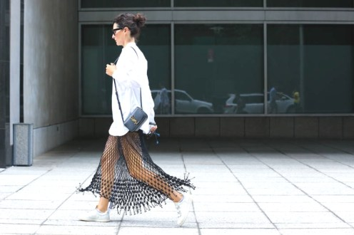 Street Style | Best of New York Fashion Week Spring 201502