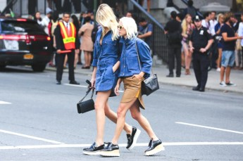 Street Style | Best of New York Fashion Week Spring 201515