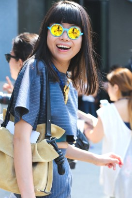 Street Style | Best of New York Fashion Week Spring 201525