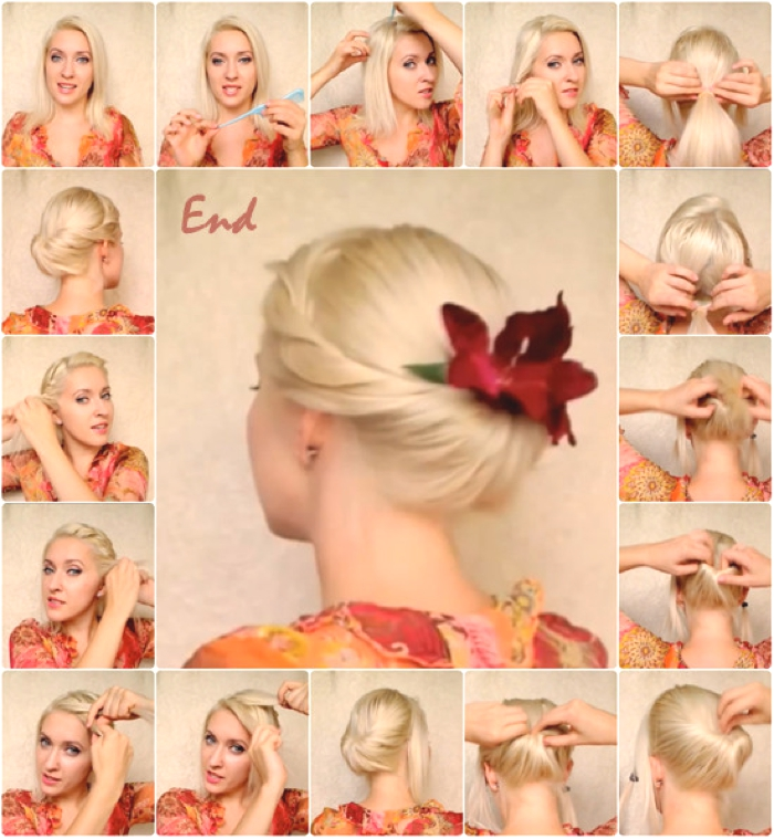 Second Day Hair Party Hairstyles Easy Tutorial Trendsurvivor