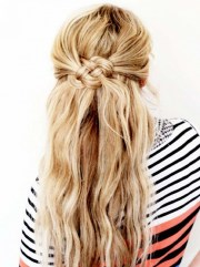 easy summer hairstyle diy celtic
