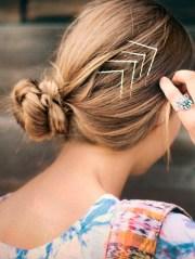 stylish hairstyles 20 bobby pins