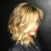 beach wave bob hairstyles