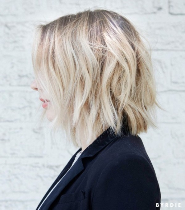 30 Beach Wave Hairstyles Long Bob Hairstyles Ideas Walk The Falls