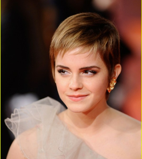 Emma Watson Short Hairstyles