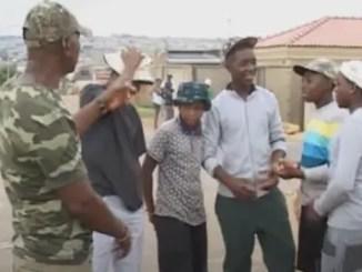 VIDEO: Abafana Basemawosi - Asisho Kuwe mp4 download