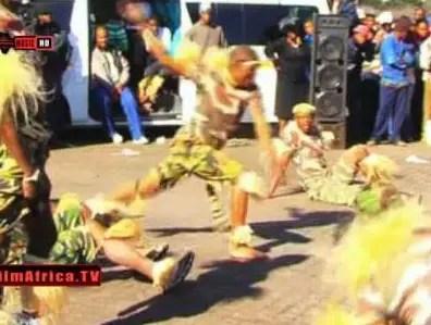 VIDEO: Abafana Basemawosi - Emhlangeni mp4 download