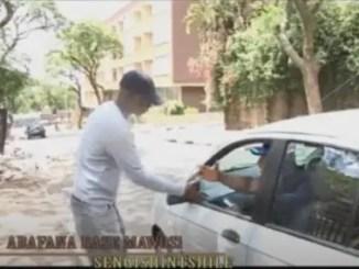 VIDEO: Abafana Basemawosi - Sengishintshile mp4 download