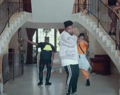 VIDEO: Dj Mkiri Way - On My Mama Ft Blaq Diamond mp4 download