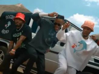VIDEO: Dr MaVibes - Umlilo Ft Brvdley, Snymaan, Manny Yack & Blaq Diamond mp4 download