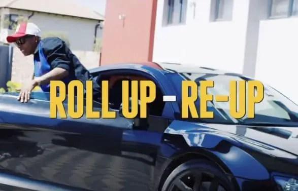 Emtee - Roll Up (ReUp) Ft. Wizkid & AKA (Remix)