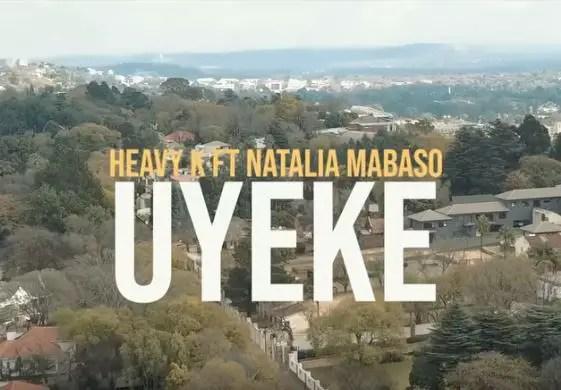 Heavy K - Uyeke Download Video