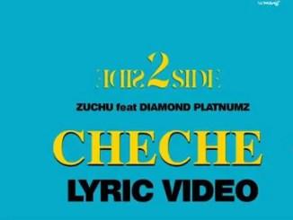 Zuchu Ft Diamond Platnumz - Cheche Lyrics