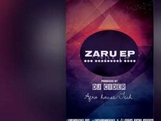DjCider – Zaru EP