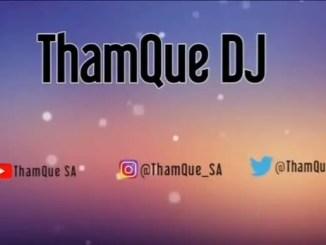 ThamQue DJ - Christmas Amapiano Mix 04 2020 Download Mp3