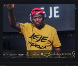 Dj Jeje – 021 SHOW DJ Mix
