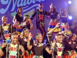 Ndlovu Youth Choir – Indodana