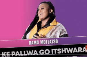 Rams Motlatso – Ke Pallwa Go Itshwara (Original Mix)