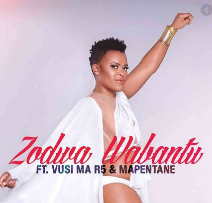 Controversial South African dancer, Zodwa Wabantu says she