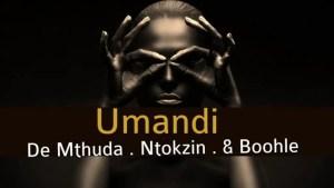 De Mthuda & Ntokzin - Umnandi La Ft. Boohle