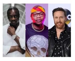Master KG – Shine Your Light Ft. David Guetta & Akon Download Mp3
