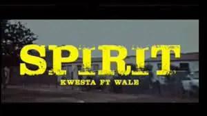 Spirit By Kwesta Ft. Wale (Amapiano Remake By Taylor Za)