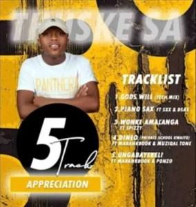 Thuske SA – Gods Will (Tech Mix) Download Mp3