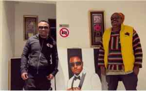 DJ Tira Spouts Over Rasta's Painting Of Him