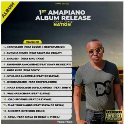 Danny Shades – 1st Amapiano Album trendsza