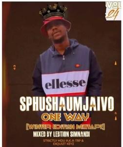 Lebtiion Simnandi – SphushaUmjaivo_OneWay Vol.24 Mix (Strictly MDU a.k.a TRP & Exquizt Keys) Download Mp3