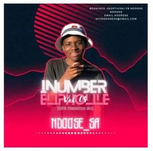 Ndoose SA – iNumber Elipholile Vol. 04 (Production Mix) Download Mp3